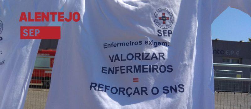 Exigimos resposta da administração do Hospital de Évora