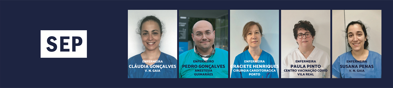 SEP | Manifestação Dia Internacional do Enfermeiro