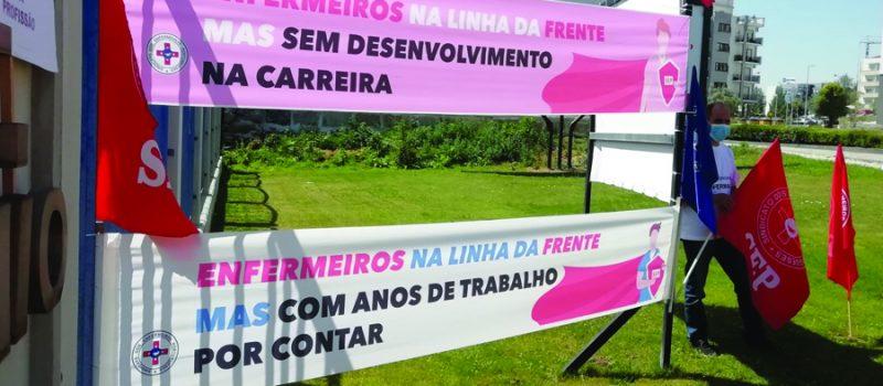 CH Tondela Viseu: exigimos o desbloqueamento da progressão