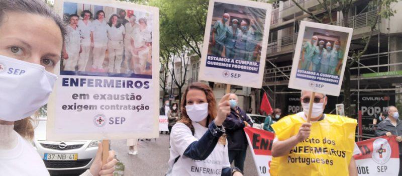 ARS Algarve despede enfermeiras por telefone e sem aviso prévio