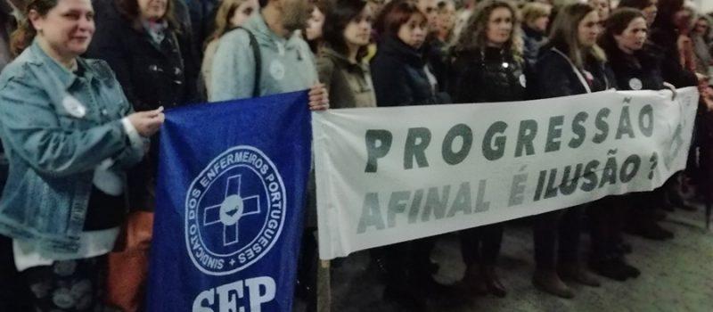 Reuniões com os enfermeiros do CHU Coimbra – progressão