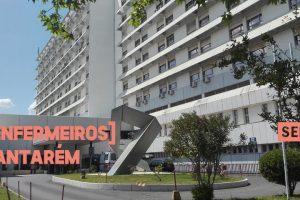 Hospital de Santarém: harmonização das férias em janeiro de 2022