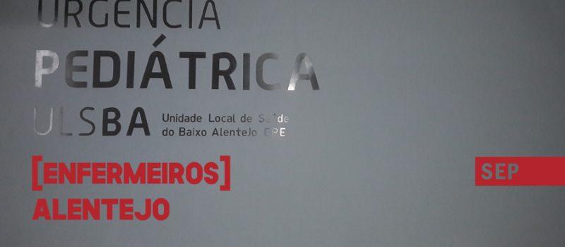 ULS do Baixo Alentejo continua a penalizar os enfermeiros