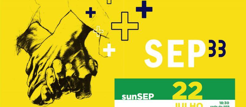 sunSEP para discutir os nossos direitos a 22 de julho