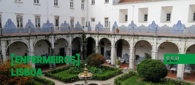 CHU Lisboa Central: urge a contratação de enfermeiros