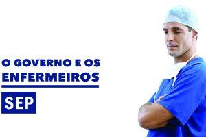 """O Governo e os enfermeiros: falta de """"pudor democrático"""" e direito à indignação"""