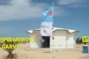 Algarve: abertura de postos de praia retira enfermeiros de atividades prioritárias