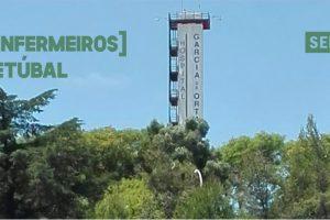 Reunimos com a Administração do Hospital Garcia de Orta a 2 agosto