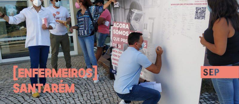 Hosp. Tomar: campanha agora somos nós – 2 setembro