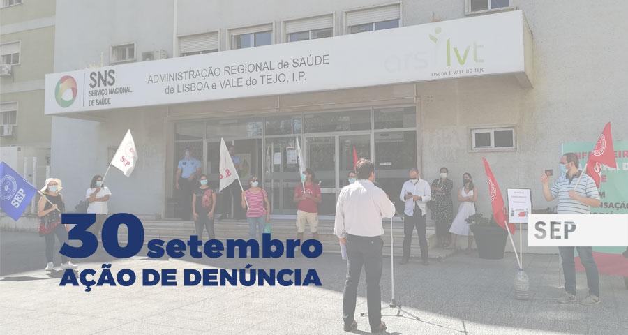 ARS LVT: ação de denúncia a 30 setembro